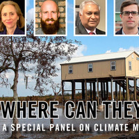 Where Can They Go? A Special Panel OnClimateMigration
