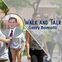 It's Back! Walk and Talk with Leadership