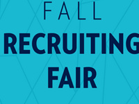 Event image for Career Week: Fall Recruiting Fair