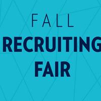 Career Week: Fall Recruiting Fair