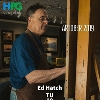 Artober: Ed Hatch, Master of Plein Air