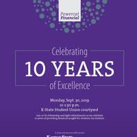 Powercat Financial's 10 Year Anniversary Celebration