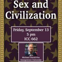Sex and Civilization