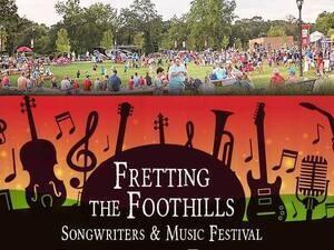Fretting The Foothills Music Fest