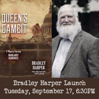 Bradley Harper Launch for The Queen's Gambit
