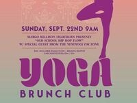 Yoga Brunch Club