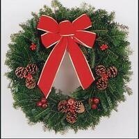 Holiday Tradition - Wreath Making