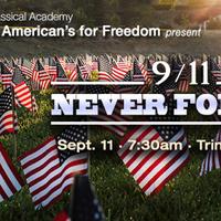 9/11 Never Forget Memorial Event