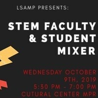 STEM Faculty & Student Mixer