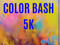 Color Run 5K and Tie Dye