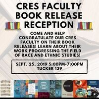 CRES New Book Mini-Talks and Reception