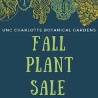 Fall Plant Sale (Open to the Public)