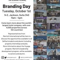Marriott International Branding Day