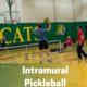 Intramural Doubles Pickleball Deadline