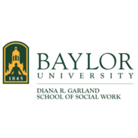 Baylor University School of Social Work - Recruiting Table