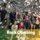 Rock Climbing Trip (Cliffs Ridge)