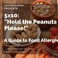 5x10 - No Nuts Please