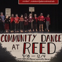 Community Dance at Reed
