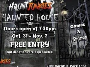 Haunt Junkies Haunted House