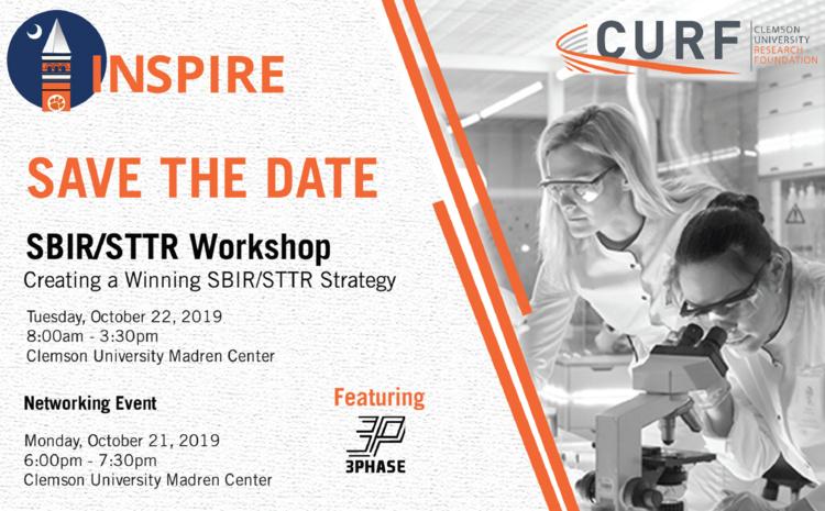 INSPIRE SBIR/STTR Workshop
