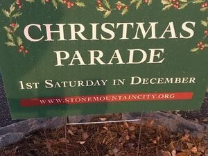 Christmas Festival, Parade and Fireworks