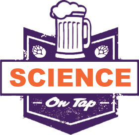 """Science on Tap CLEMSON - Terri Bruce and Ken Marcus, """"Exosomes: The Next Big, Little Thing is Getting Bigger"""""""