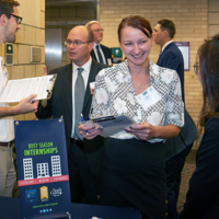 Meet-up with Career Services in the College of Business