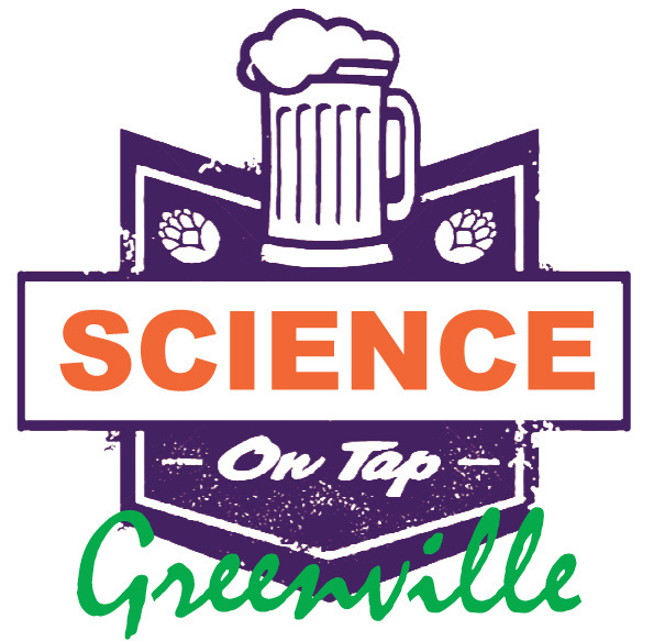 """Science on Tap GREENVILLE - Johnell Brooks, """"Enabling aging drivers to maintain their independence as long as safely possible"""""""