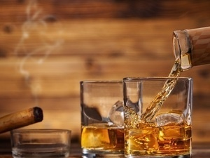 Sagamore Spirit Cognac and Cigars