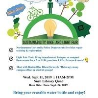 Sustainability/Bike/Light Fair