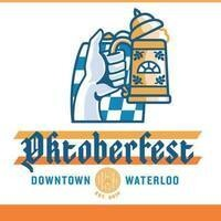 Iowa Oktoberfest Downtown Waterloo