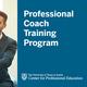 Online Professional Coach Training Program Info Session