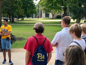Pitt-Johnstown Open House