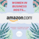 Women in Business General Meeting with Amazon