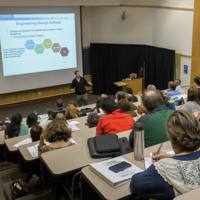 Challenges and Strategies for Teaching Large Classes