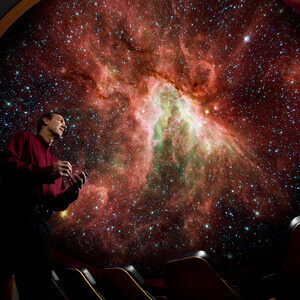Family Weekend: Visit with a Faculty Star – A Lecture on Life in the Universe