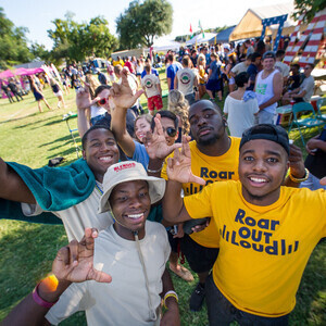 Family Weekend: Tailgate