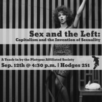Sex and the Left: Capitalism and the Invention of Sexuality