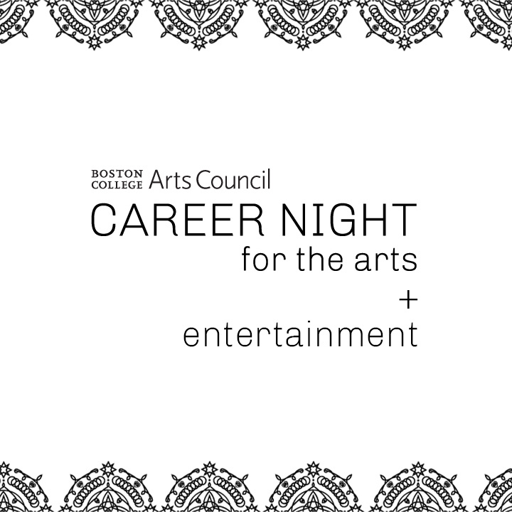 Career Night for the Arts + Entertainment