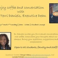 Coffee and Conversation with the Executive Dean