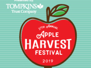 37th Annual Apple Harvest Festival in Downtown Ithaca presented by Tompkins Trust Company