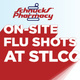 On-Site flu Shots Clinic