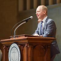 Chapel - President Matthew A. Scogin