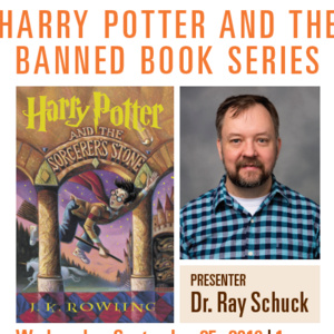 Harry Potter and the Banned Book Series