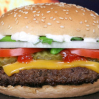 National Cheeseburger Day | Dining Services