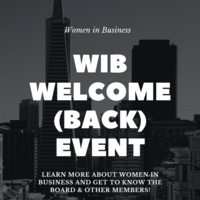 Women in Business Club Welcome Back Event