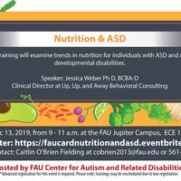 Nutrition & ASD