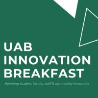 UAB Innovation Awards Breakfast
