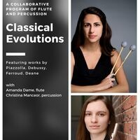 Classical Evolutions: Flute & Percussion Duo Concert