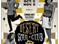 Desert Soul Club Mod Soul Party